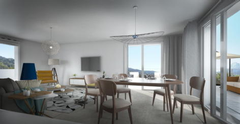 Vente appartement neuf 63 m² à tencin 179 000 euros tencin r2i