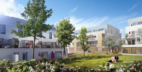 Thouaré-sur-loire proche chronobus thouare sur loire médicis immobilier neuf