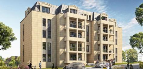 Newquay 2 - central park dinard eiffage immobilier