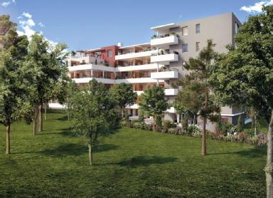 Eden parc marseille 10e les nouveaux constructeurs