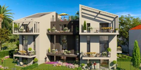 Villa gairaut nice riviera realisation