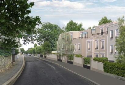 Villa du château meudon grand paris invest
