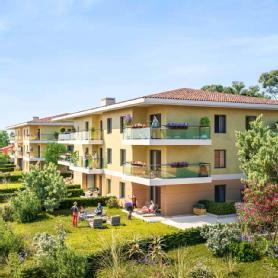 Le parc de l'oliveraie grasse riviera realisation