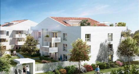 Toulouse proche mairie de quartier toulouse médicis immobilier neuf