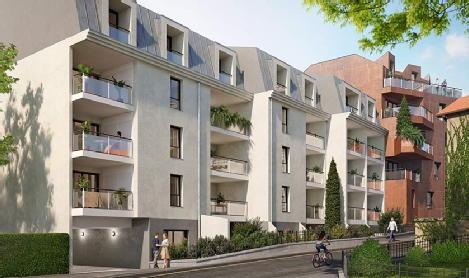 Paris kyoto babylone aix les bains bouygues immobilier