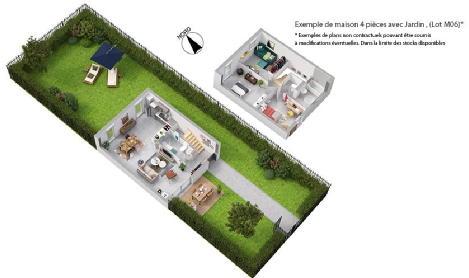 Villas cedrat saint jean de braye bouygues immobilier