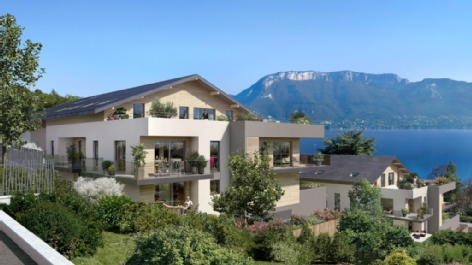 Les terrasses du lac sevrier nova solutions immobilieres