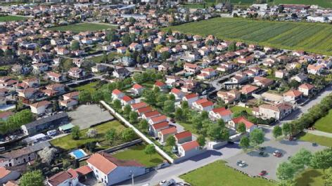 Les villas de manissieux saint priest les nouveaux constructeurs