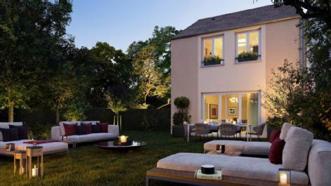 Les villas de louans morangis les nouveaux constructeurs