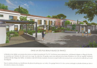 La résidence des alpilles mouries compagnie immobiliere mediterranee