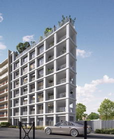 Skyline bordeaux aquitaine developpement immobilier