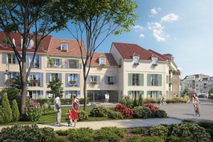 Les villas du château lamorlaye procim immobilier