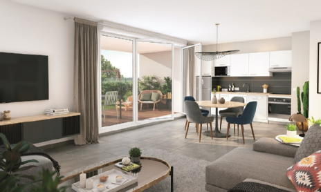 Le smart green toulouse green city immobilier