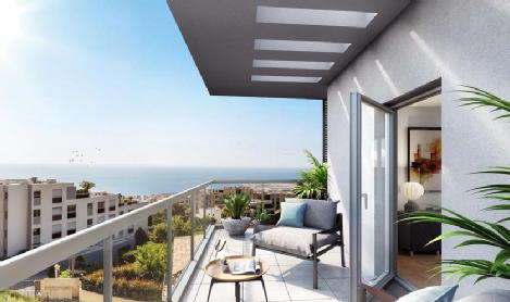 Bay view nice bouygues immobilier