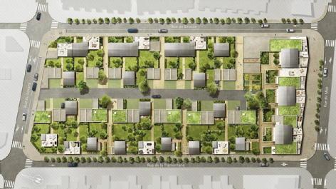 Urban lodge - les appartements beauzelle urbat promotion