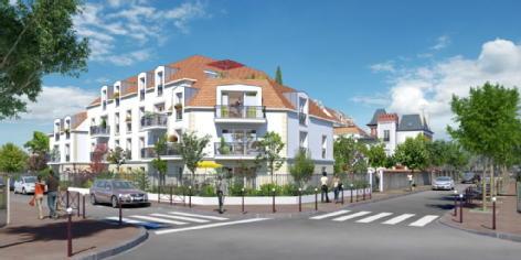 Villa jaguin creteil les nouveaux constructeurs