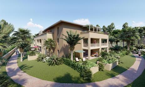 Villa borda dax seixo habitat