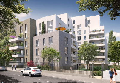 Affinity colombes icade promotion dcnm