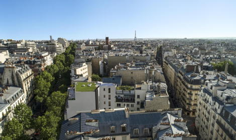 Villa legendre paris 17e becarre immobilier