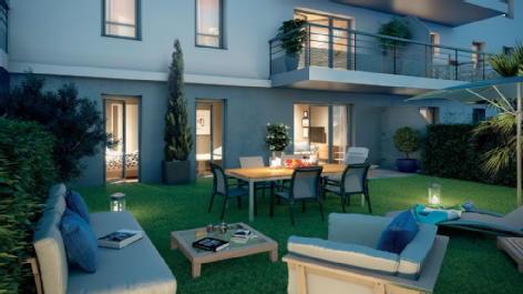 Les jardins de méditerranée toulon les nouveaux constructeurs