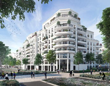 The one saint ouen faubourg immobilier