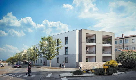 Parc saint charles mornant bouygues immobilier