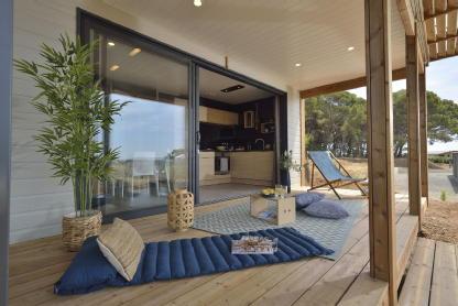 Parc résidentiel de loisirs le domaine de la grenatière pomerols nature et residence