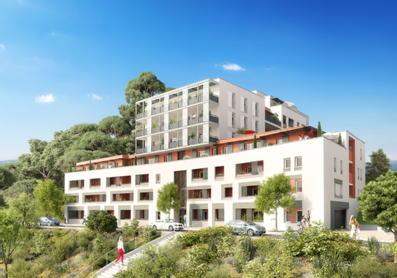 Naturéa marseille 14e marignan residences