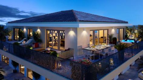Palm riviera cannes les nouveaux constructeurs
