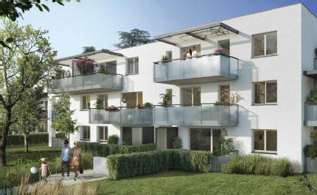 Le sweet garden toulouse green city immobilier