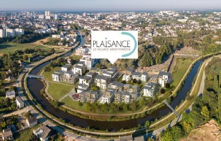 Plaisance - le village saint martin rennes adi promotion