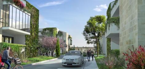 Jardins medoquine talence safran immobilier