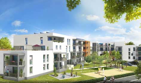 Residence seniors l'occitane toulouse groupe cailleau