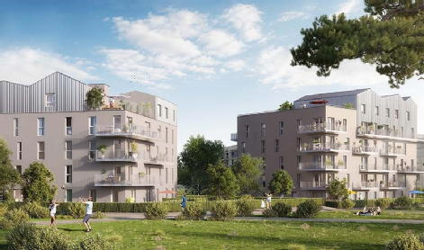 Folissime caen bouygues immobilier
