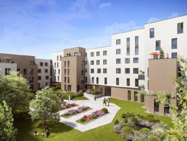 New villa genottes cergy marignan residences