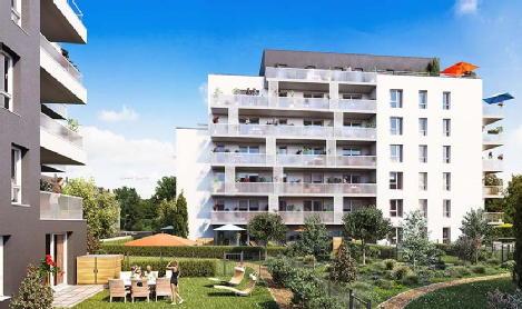 Les patios lingolsheim bouygues immobilier