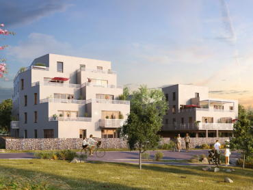 Les terrasses calypso le havre marignan residences