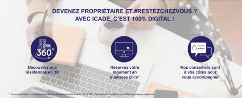 L'inspire tours icade promotion dcnm