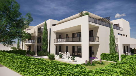 L'amarante les angles angles immobilier