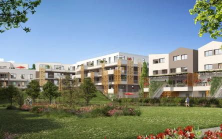 Domaine d'hélène saint cyr l'ecole bnppi residentiel