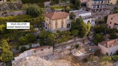 Villa val d'or menton kaufman & broad immo