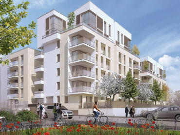 Les passerelles athis mons marignan residences