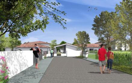 Villa marie-louise martillac afc promotion