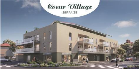 Coeur village serpaize l&g groupe
