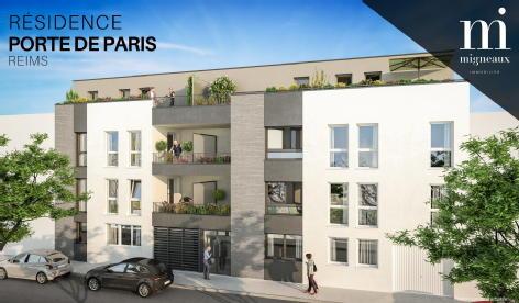 Porte de paris reims benoit migneaux immobilier
