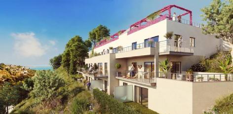 Villa germaine nice riviera realisation