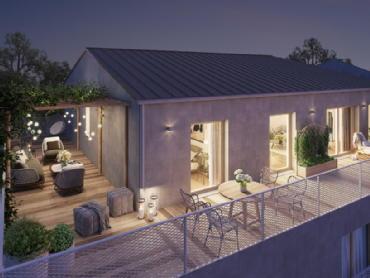 Les terrasses d'osenat le plessis trevise harmony promotion