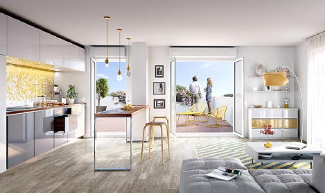 Imagine tours bouygues immobilier