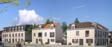 Le clos montaigne herblay mb immobilier