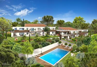 Résidence villa boulouris boulouris provence promotion